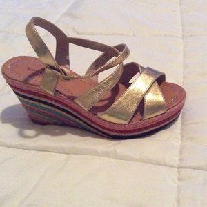 Kate Spade Rainbow Sandals